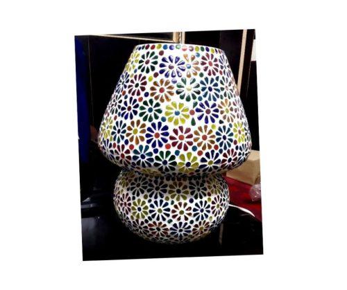 Tiffany Stone – GlassTable Lamp