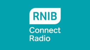 Logo of RNIB's Connect Radio