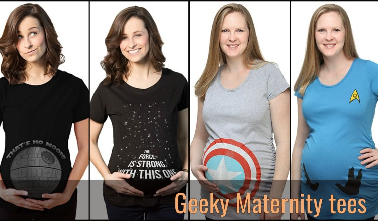 423da5267 The 9 Best Nerdy Maternity Tees – Fashionably Nerdy