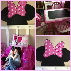 Walmart Minnie Mouse Chair Office Jalandhar Painting With Disney Paint
