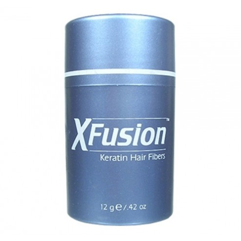 XFusion Keratin Hair Fibers For Thicker Looking Hair