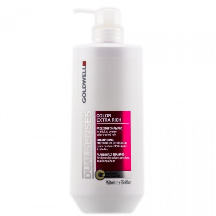Goldwell Dualsenses Color Extra Rich Fade Stop Shampoo 25 Oz