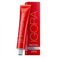 Schwarzkopf Igora Royal Metallics Permanent Hair Color