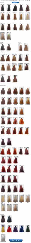 davines hair color davines hair color chart dark brown ...