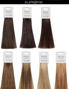 also   oreal inoa supreme hair color chart rh fashionandbeautystore