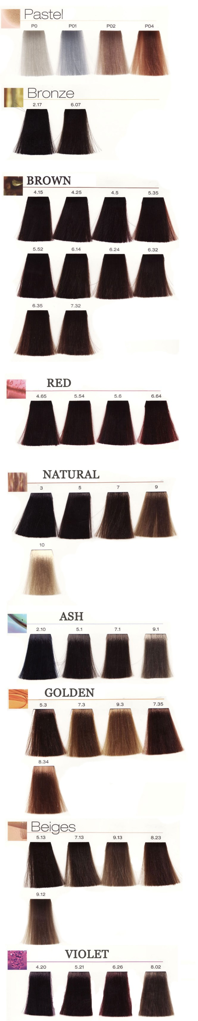 Loreal hair color chart in india best hair color inspiration 2018 l oreal paris excellence cream hair colour no 425 aishwarya s nvjuhfo Image collections