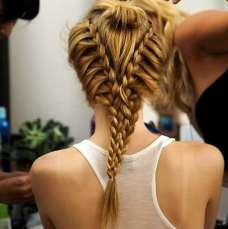 2015 Braid Hairstyles - Back