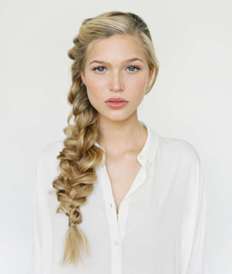 2015 Braid Hairstyles - Yellow