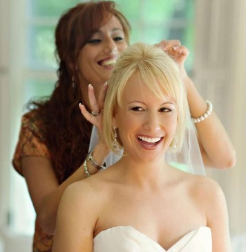 2015 Bride Hair Models