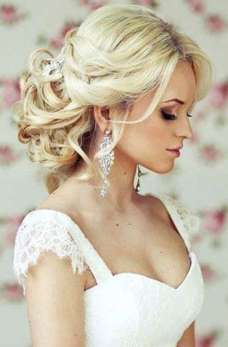 2015 Bride Hairstyles - Yellow
