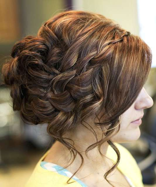 2015 Hairstyles - Brown