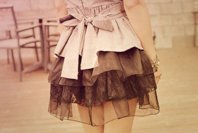 2015 Lace Skirt