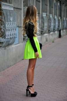 2015 Skirt - Green