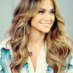 2015 Wavy Hairstyles - Yellow
