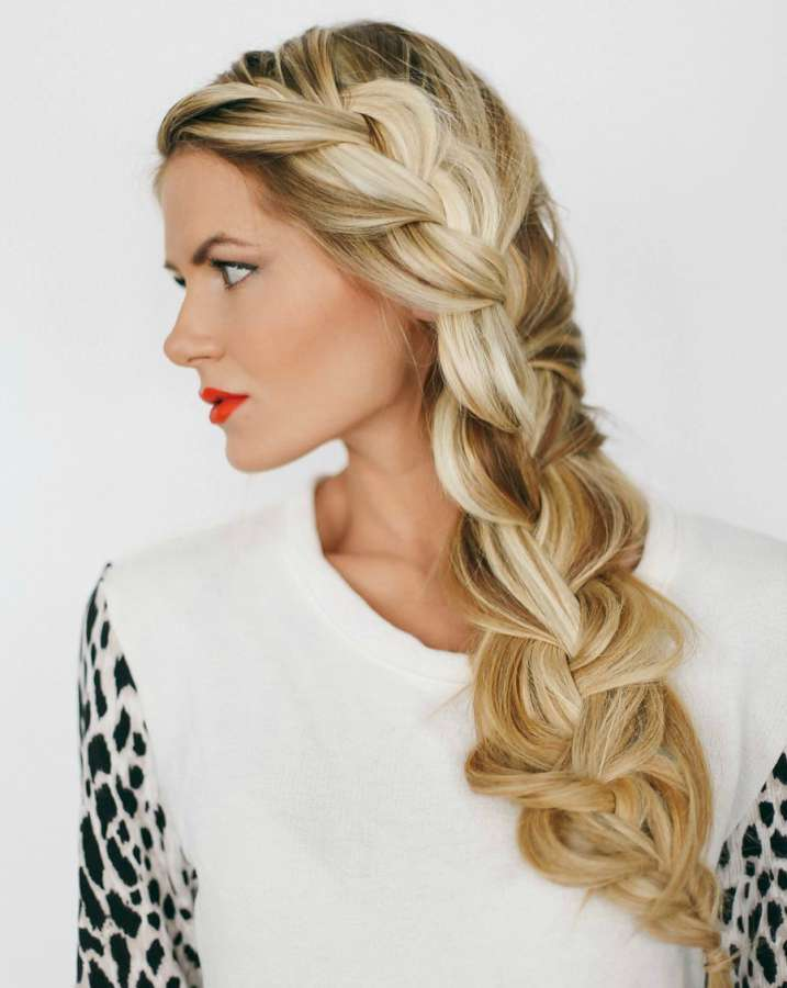 Braid Hairstyles - Long