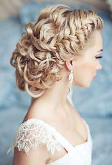 Bride Hairstyles 2015