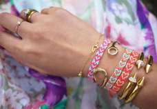 2015 Bracelet - Gold