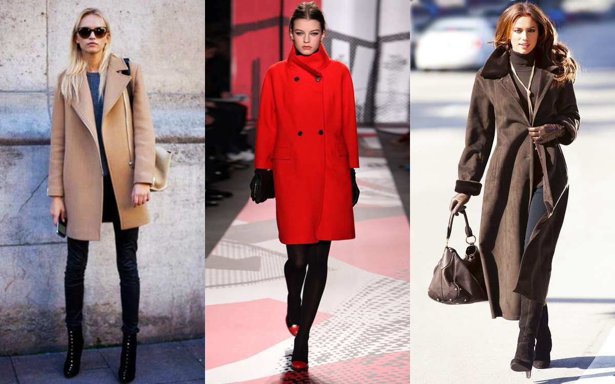 2015 Coat Models - Brown