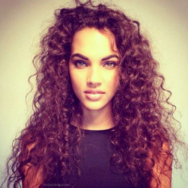 2015 Curly Hair Styles