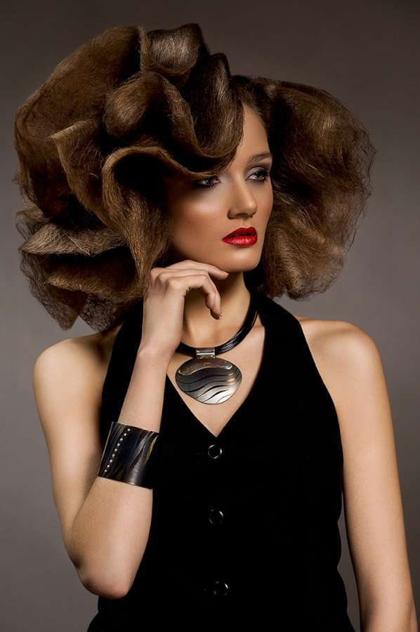 Extravagant Hairstyles 2015 Fashion And Women