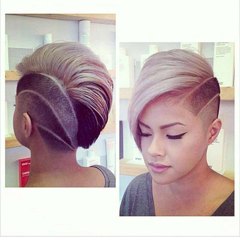 2015 Short Hair Cuts