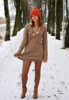 Winter Dresses 2015