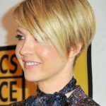 Short Hairstyles Yellow