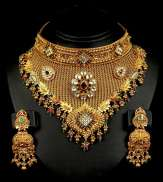 Gold Necklace 2015