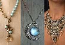 Necklace Models 2015