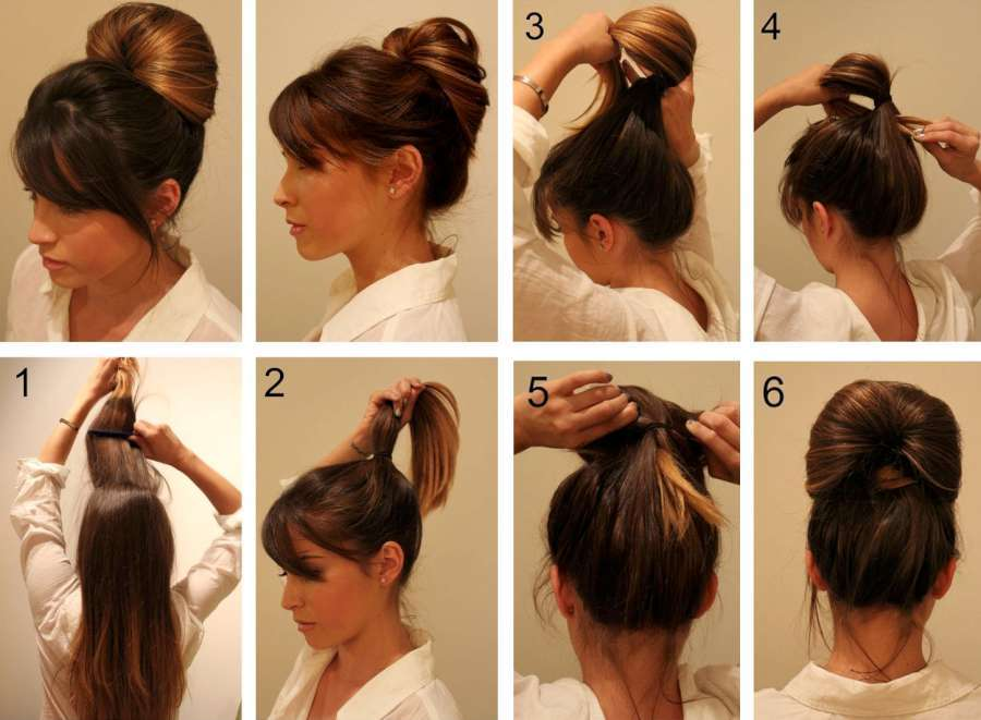 Quick Updo Hairstyles 2015
