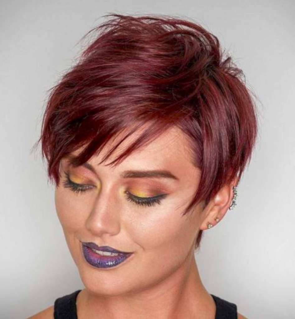 Short Hairstyles – 525