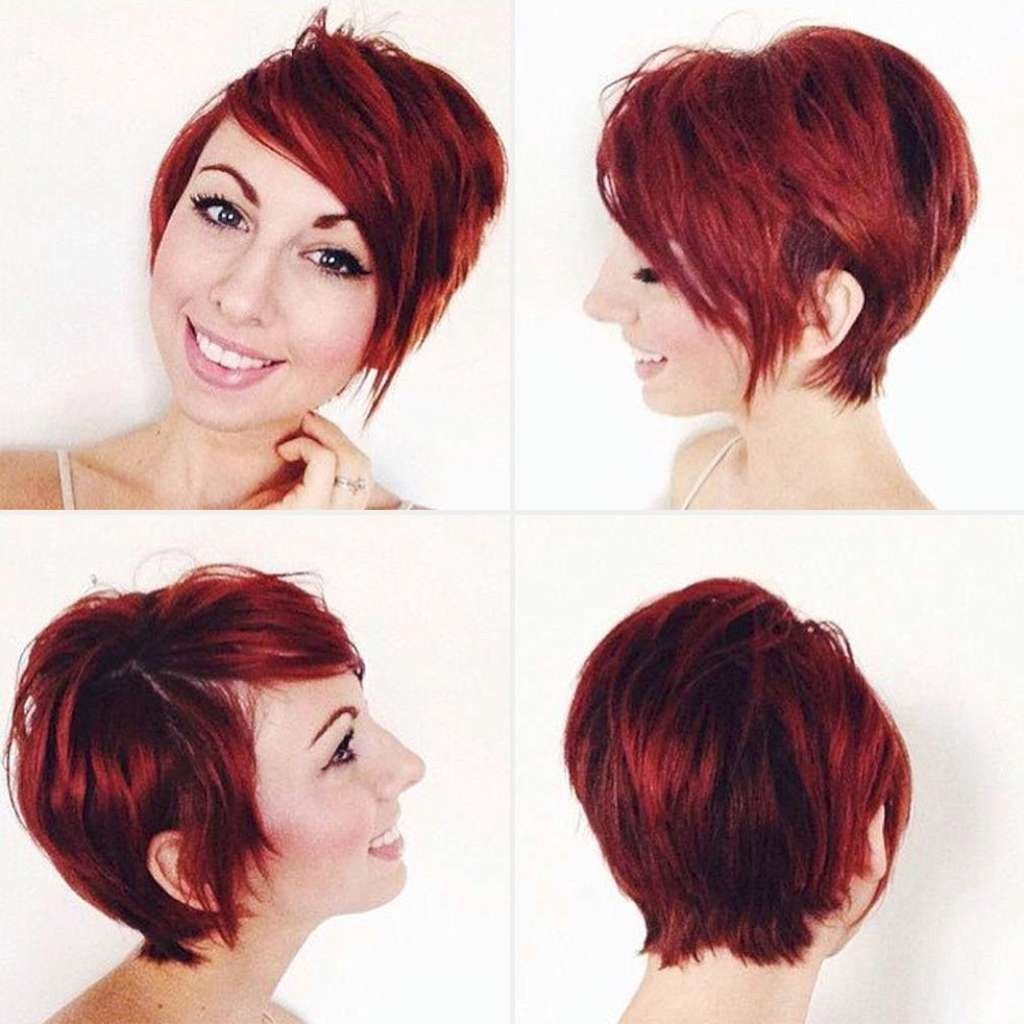 Short Hairstyles – 531