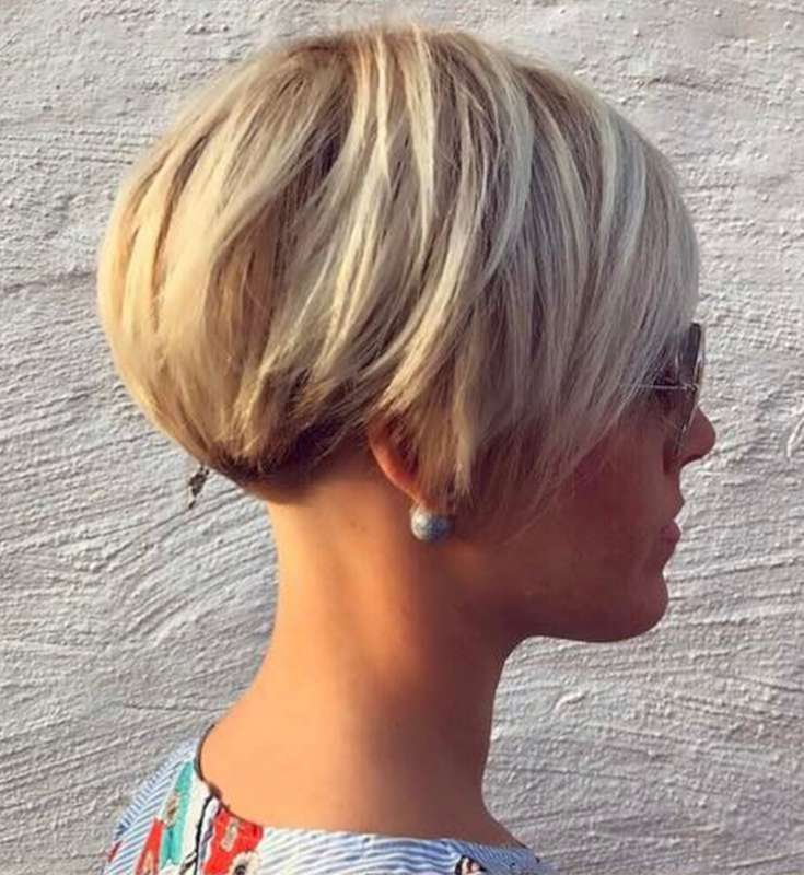 Short Hairstyles – 538