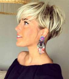 Short Hairstyles – 539