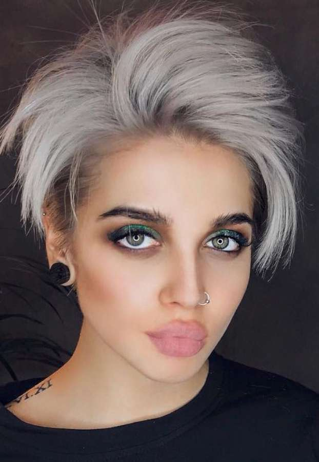 Short Hairstyles – 543