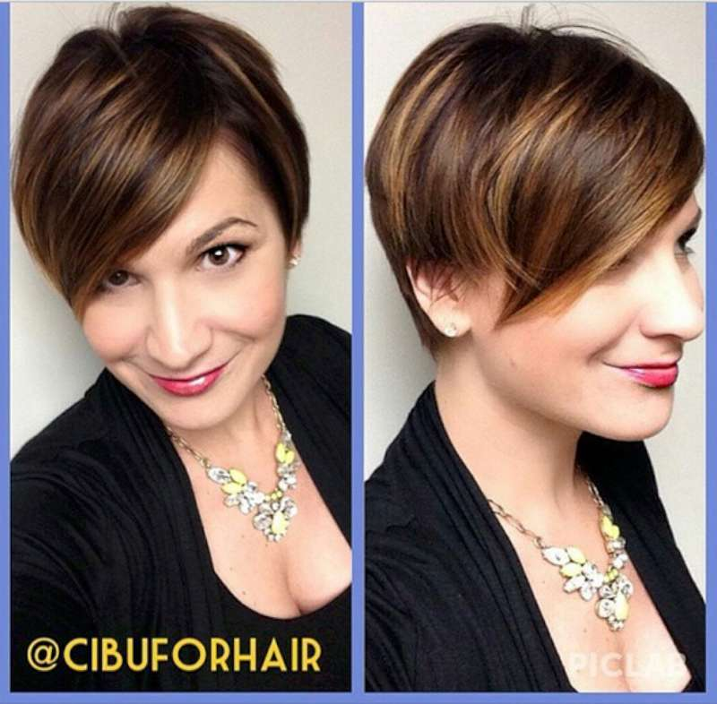 Short Hairstyles - 118