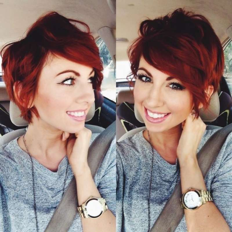 Short Hairstyles - 124