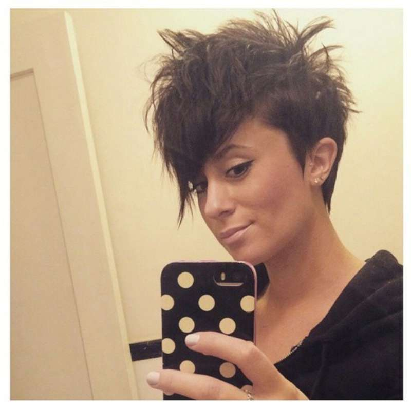 Short Hairstyles - 128