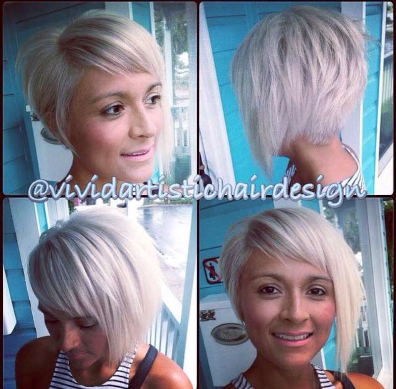 Short Hairstyles - 154