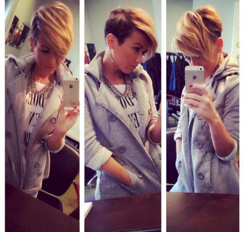 Short Hairstyles - 162