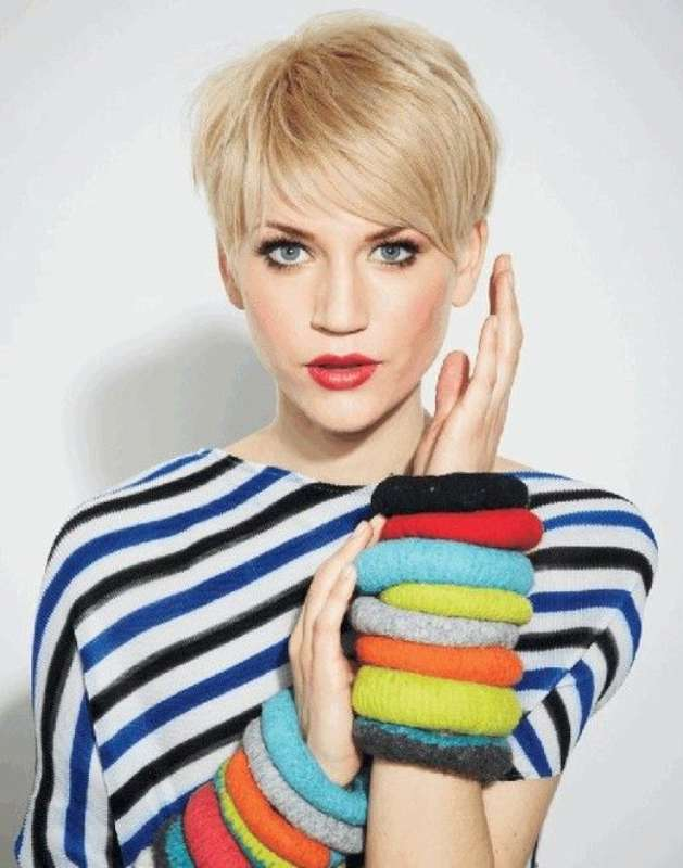 Short Hairstyles - 193