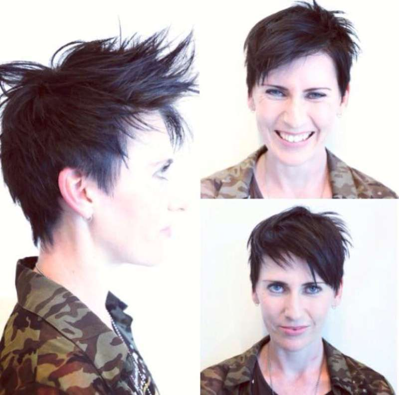 Short Hairstyles - 219