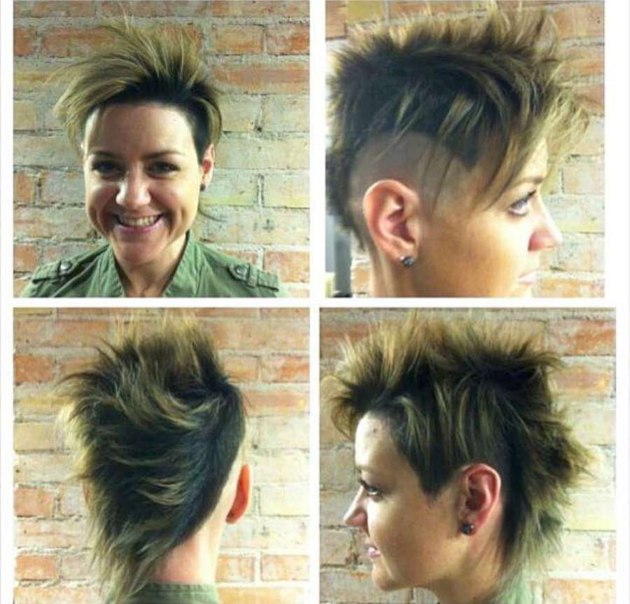 Short Hairstyles - 254