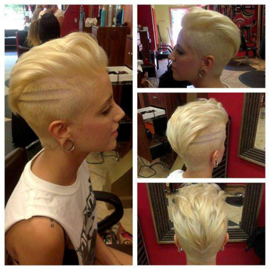 Short Hairstyles - 289