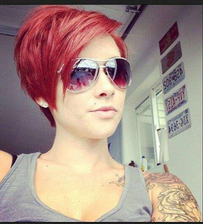 Short Hairstyles - 295
