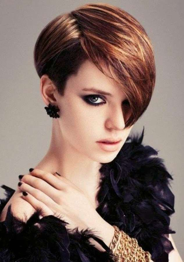 Short Hairstyles - 299