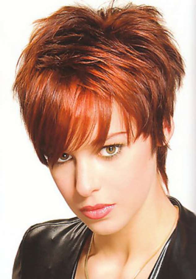 Short Hairstyles - 341
