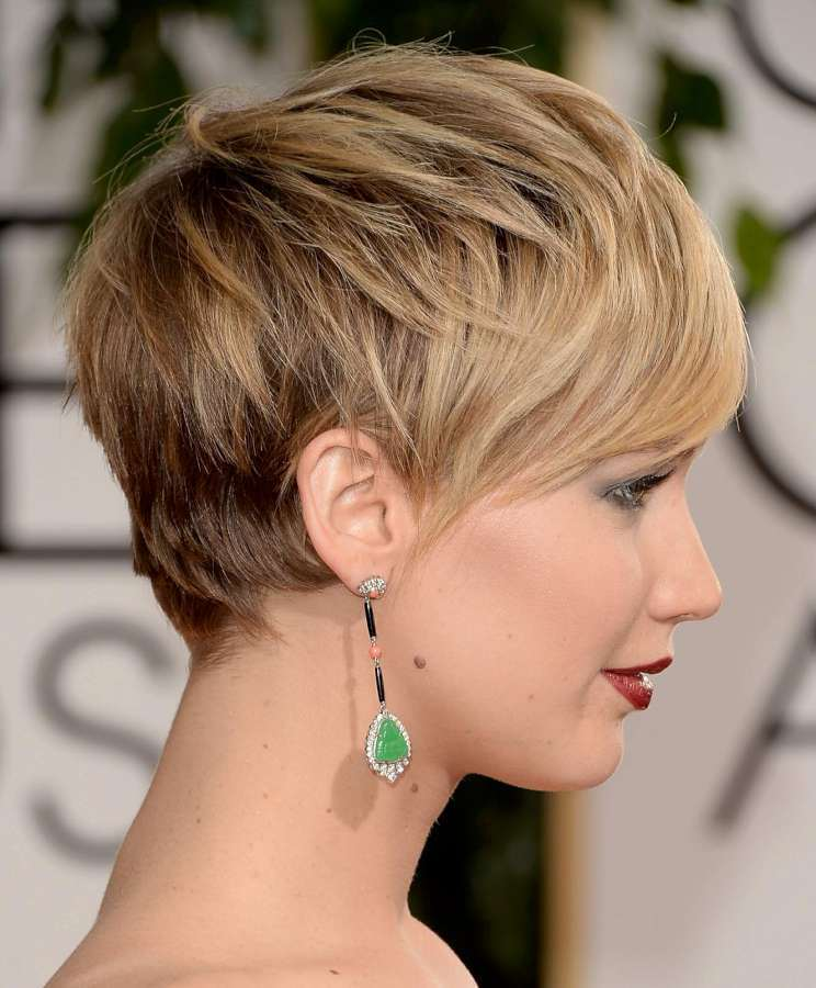 Short Hairstyles - 344
