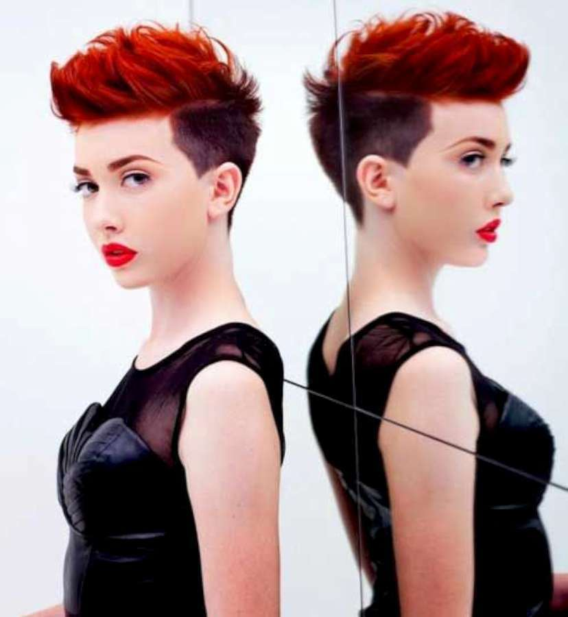 Short Hairstyles - 351