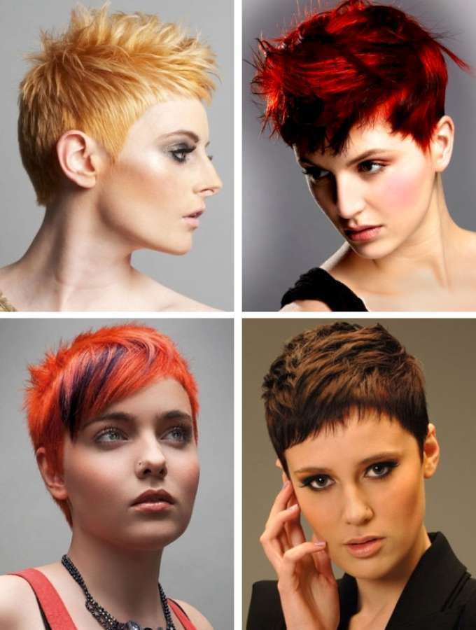 Short Hairstyles - 389